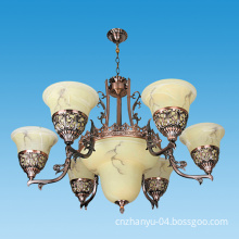 Hot Sell Glass Crystal Pendant Lamp