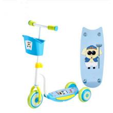 Kids Scooter com aprovação CE (YVC-007)