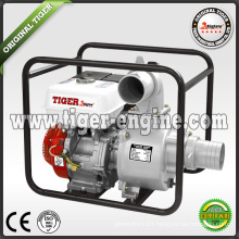 4 inch 9hp manual hand water pump gasoline engine