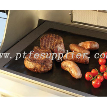 As Seen On TV reutilizables Ptfe BBq antiadherente placa Liner