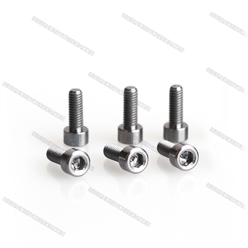 M3x8mm Titanium Socket Screw