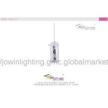 Single Glass Pendant Modern Lamp