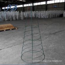 Suporte de gaiola de ferro de ferro mais vendido