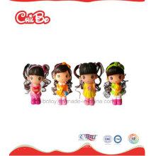 Hochwertige Vinyl-Spielzeug Schöne Puppe für Mädchen Kinder