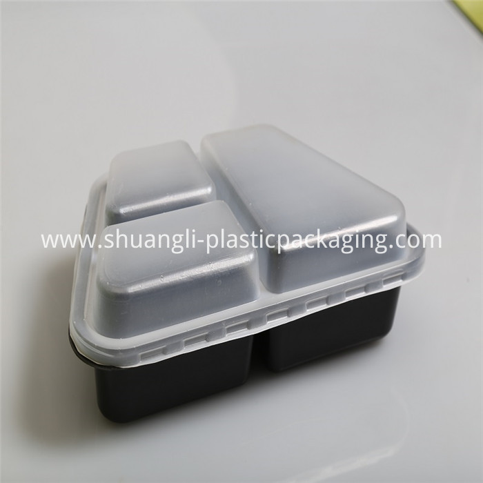 Microwavable Disposable Food Containers