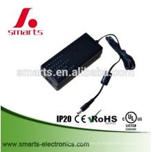 12v 4a ac adaptador de energia dc com CE / UL listado