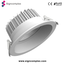 "China High Power Rotatable COB 6""/8"" LED Gimble 30W Downlight"