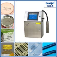 Industrieller ununterbrochener Tintenstrahl-Drucker für Flaschen