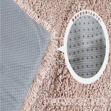 living room 100% polyester microfiber sleeping rug