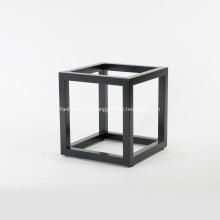Metal Square Coffee End Table Leg