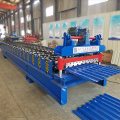 IBR Roofing Sheet Cold Roll Forming Machine