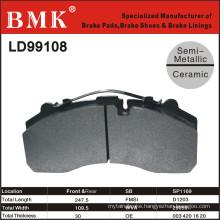 Durable Truck Brake Pads (LD99108)