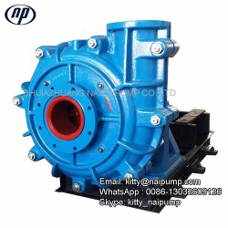 Naipu 30 Years Factory Centrifugal Sucks Slurry Pump