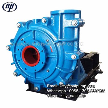 Kilang 30 Tahun Kilang Naipu Centrifugal Sucks Pump Slurry
