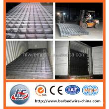 rebar welded wire mesh/pvc coated welded wire mesh panels/all kinds of welded wire mesh specifications