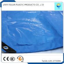 Waterproof Materials Blue Tarp Sheet From China