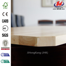 Bright Rubber Wood Finger Joint Board