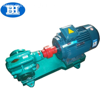 ZYB series booster fuel oil gear pump