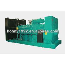 Honny 100kW-3000kW Gasóleo y Gas Genset