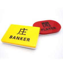 Acrylic Baccarat Marker-1 (YM-dB03)