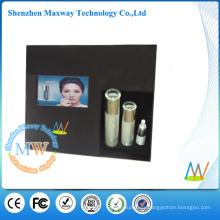 pantalla de acrílico publicidad con LCD de 7 pulgadas reproductor de vídeo
