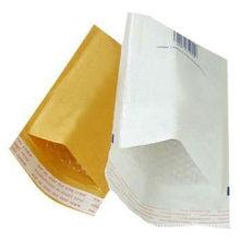 Enveloppe d'artisanat blanc / enveloppe d'artisanat brun avec des prix bon marché