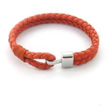 Alibaba ювелирные изделия Китай импорт прямых рекламных подарков для подростков кожаный браслет