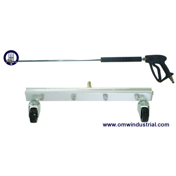4 Spray Tip Water Broom with Gun