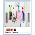 Imán y gancho del refrigerador del botón del silicón de la innovación para el hogar