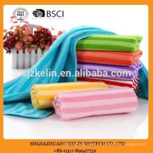 nueva toalla al por mayor del paño de la microfibra del paño 40 * 80 de la microfibra de la técnica al por mayor