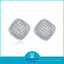 Nuevos pendientes de diamantes de diseño