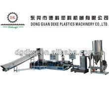 Máquina plástica DKSJ-140A / 125 del extrusor del HDPE LDPE de la basura