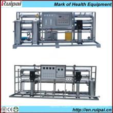 Máquinas anti-osmose para a indústria de tratamento de água