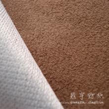 Домашний текстиль полиэстер замша диван ткань
