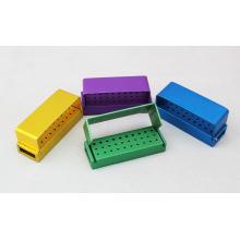 Bur Block with 30 Holes