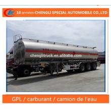 Reservatório De Carburante Remorque Alliage D′aluminium Trailer