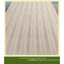 3.2mm Straight Grain Teak Plywood