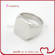 316 stainless steel ring blanks