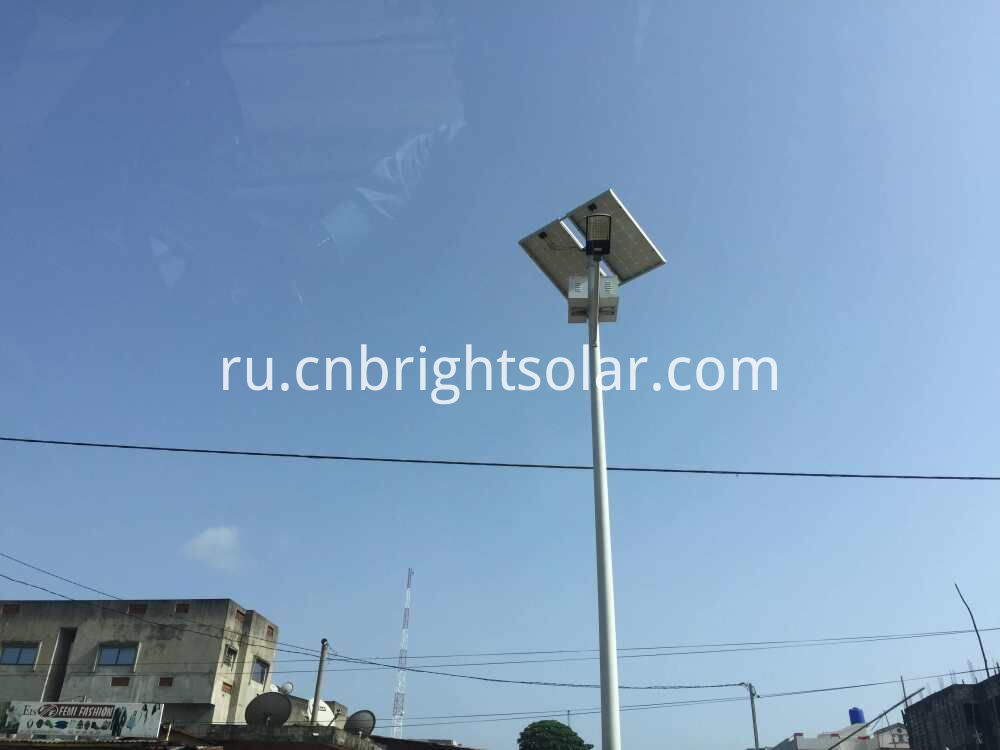Solar LED light hanging type
