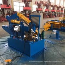 Integrated Metal Scraps Alligator Type Cutting Machine