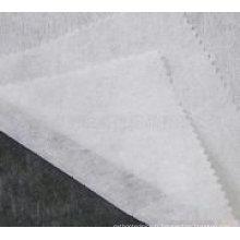 tissu d'entrelacement en polyester non wonen