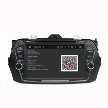android car dvd player for CIAZ 2015