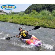 Chinos suministrados por la fábrica sola Kayak Kayak de agua de la carlinga
