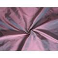 20d fio de nylon preto tecido de tafetá para baixo vestuário (xsn020)