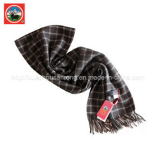100%Yak Wool Lattice Scarf/ Cashmere Garment/ Camel Wool Knitwear