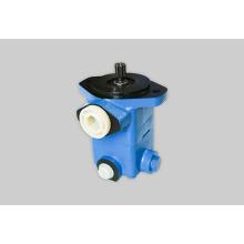 Pompe à palettes Vickers V10F à double distributeur hydraulique de carburant