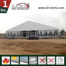 Großes Zelt mit Glaswänden für Church Wedding Party Zelt für den Verkauf