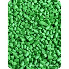 G6213 de Masterbatch verde verde