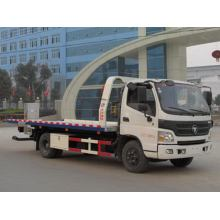 FOTON Flat-bed Tow Wrecker For Sale