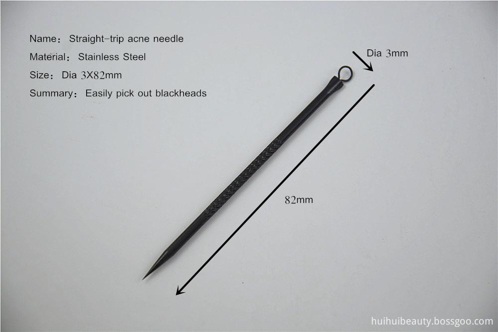 Acne Needle Tool